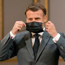 Prancūzijos parlamentas, nepaisydamas žaliųjų nepritarimo, patvirtino klimato įstatymą
