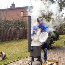 Fotografui P. Lileikiui daržininkystė ir kulinarija – tai kūryba