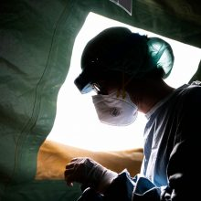 Lenkijoje užsikrėtusiųjų koronavirusu skaičius viršijo 25 tūkst.