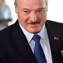 A. Lukašenka planuoja kitą savaitę Maskvoje susitikti su V. Putinu