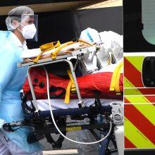 Per šaudymą prie Paryžiaus ligoninės sužeisti du žmonės
