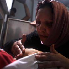 """""""Hamas"""": per Izraelio smūgius Gazos Ruože žuvo mažiausiai 20 žmonių"""
