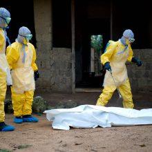 PSO paskelbė Ebolos viruso protrūkio Gvinėjoje pabaigą