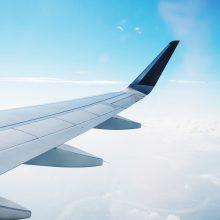 Valstybė skirs 1,2 mln. eurų orlaivių išlaidoms pargabenant lietuvius iš svetur