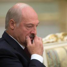 A. Lukašenka pasipiktino dėl Rusijos sprendimo: mums svarbiausia – ekonomika