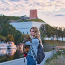Į keliones – su ypatinga kate Luna