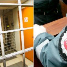 Vilniuje sulaikyti vyras ir dvi moterys: pavogė prekių už beveik 2 tūkst. eurų
