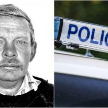 Alytaus policija prašo pagalbos: iki šiol neatsiranda 2020 metų vasarą dingęs vyras