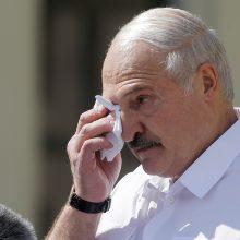 EP frakcijų lyderiai paragino Baltarusiją surengti pakartotinius rinkimus