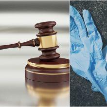 Belgijos valdžia paduota į teismą už piliečių teisių varžymą karantino metu