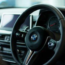 Kretingoje vyras bandė registruoti vogtą BMW
