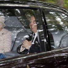 Didžiosios Britanijos princą Andrew sukrėtė kaltinimai lytiniu išnaudojimu