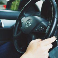 Įvertino savaitės eismo įvykių statistiką: padaugėjo eismo įvykių