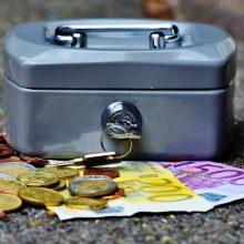 Vagys pasisavino seifą su pinigais: nuostoliai siekia dešimtis tūkstančių eurų