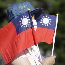 """Pekinas: Taivanas """"neturi teisės prisijungti prie Jungtinių Tautų"""""""