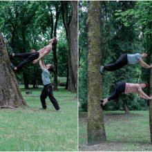 Lietuvos cirko kelionė į tarptautinius vandenis