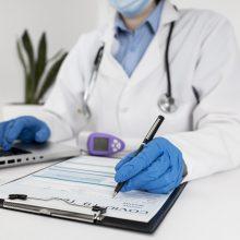 Prokuratūra nutraukė tyrimą dėl COVID-19 plitimo Vilniaus miesto klinikinėje ligoninėje