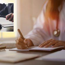 Nepagrįstai darbingumo lygį nustačiusiai gydytojai – mažesnė bausmė