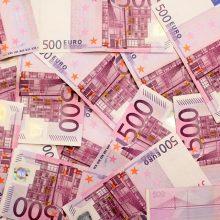Iš namo Mažeikių rajone vagys išnešė tūkstančius eurų