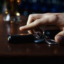 Vilniaus apskrityje pareigūnams į rankas pakliuvo trys neblaivūs vairuotojai