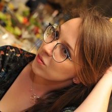Jaunosios kartos paauglių rašytoja E. Ramoškaitė: šiandien mūsų daugiau