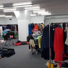 Policijos akiratyje – prekeivis: įtaria, kad Švedijoje vogtus dėvėtus rūbus pardavinėjo Lietuvoje