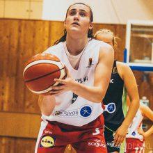 A. Zdanevičiūtė: moterų krepšinis buvo labai nutildytas