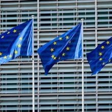 """ES smerkia """"bet kokius bandymus"""" pakenkti Irano branduolinėms deryboms"""