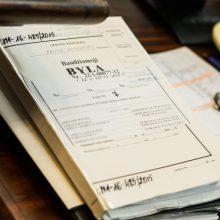 Siūloma leisti nuotoliniu būdu nagrinėti baudžiamąsias bylas