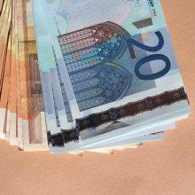 EK viceprezidentas: Kroatija gali būti pasiruošusi 2023-aisiais įsivesti eurą