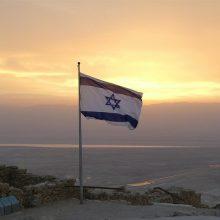 Egiptas, Prancūzija, Vokietija ir Jordanija įspėja Izraelį dėl aneksijos planų
