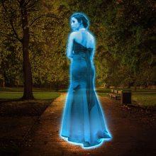 Mokslininkai kuria liečiamas ir girdimas hologramas