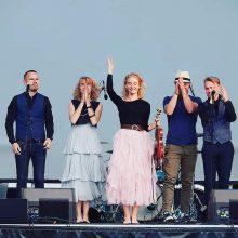Sostinės dienų muzikinėje programoje – laukiamiausi Lietuvos atlikėjai bei grupės
