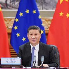 Kinijos prezidentas Xi Jinpingas pasirašė Honkongo saugumo įstatymą