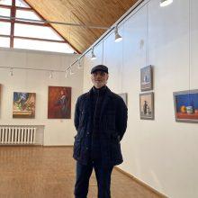 B. Rutkausko tapybos parodoje – paslaptys, iliuzija ir realybė