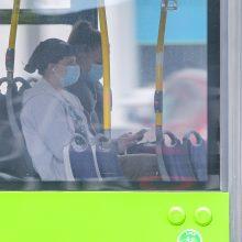 Sumažinus viešojo transporto maršrutų skaičių – bėdos: keleiviai nesijaučia saugūs