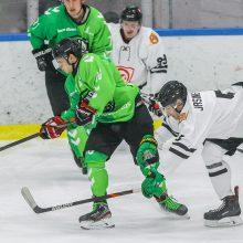 Favoritų akistatos Lietuvos ledo ritulio čempionate – vis atkaklesnės