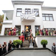 Kauno menininkų namai švenčia 49–ąjį gimtadienį – bus ir renginių, ir dovanų