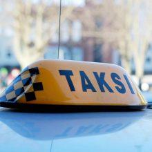 Kretingos rajone neblaivus vyras mušė taksistą