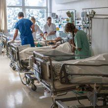 Alytaus ligoninėje mirė vyras: įtariama, kad apsinuodijo alkoholiu