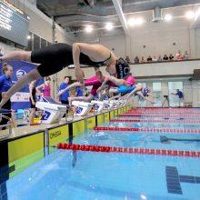 Lietuvos plaukimo federacijai – daugiausia lėšų: nustelbė ne vien krepšinį