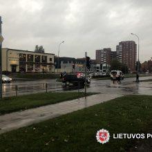 Medikų automobiliui partrenkus mažametį, Vilniaus policija ieško liudininkų