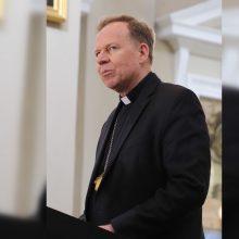 Arkivyskupas G. L. Grušas išrinktas Europos vyskupų konferencijų tarybos pirmininku