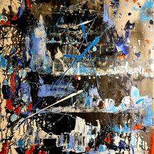 Z. Jusevičiūtės-Tarasevičienės darbų parodoje – energijos, gyvasties ir vilties motyvai