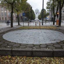 Kauno bienalės pėdsakai: neišnykęs maršrutas