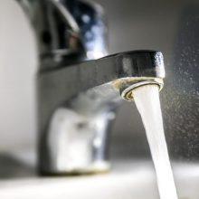 Vandentvarkos įmonės reikalauja aiškumo dėl nuotekose esančių ftalatų