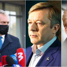 R. Karbauskis atsakė į prezidentų kritiką: laukiu konkrečių pasiūlymų, ką mums daryti