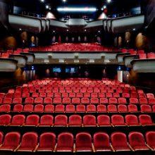 Teatrai ir koncertų salės pradės atsiverti birželio viduryje