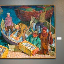 Pasivaikščiojimas po Nacionalinio M. K. Čiurlionio dailės muziejų: aš papasakosiu jums parodą