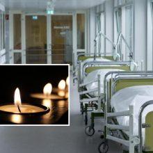 Ligoninėje mirė praėjusią savaitę Rokiškyje be sąmonės rasta moteris